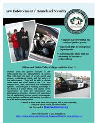 Law Enforcement Flier